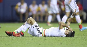 ¡Qué oso! México no pudo con Jamaica y empataron sin goles