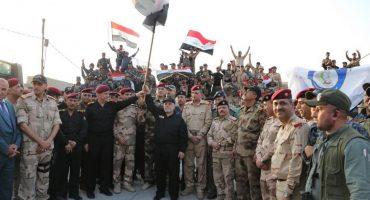 Irak declara que la ciudad de Mosul está