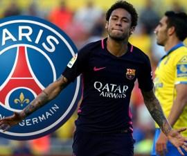 Neymar al PSG