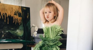¿Quién dice que los vegetales solo sirven como ensalada?