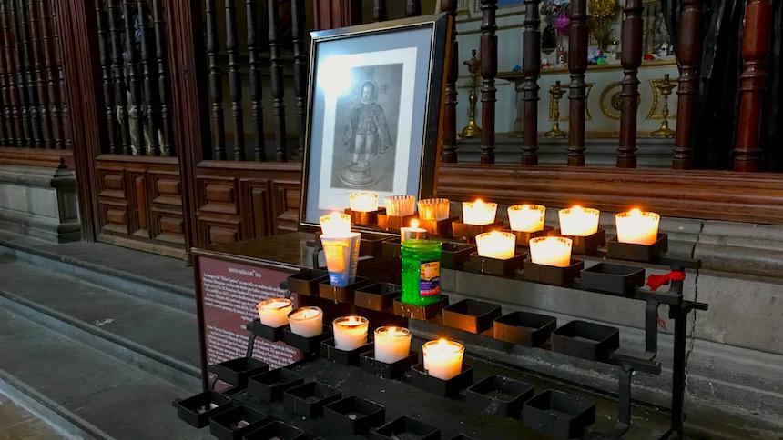 Vagando con Sopitas.com presenta: Un santo a la altura de estos tiempos