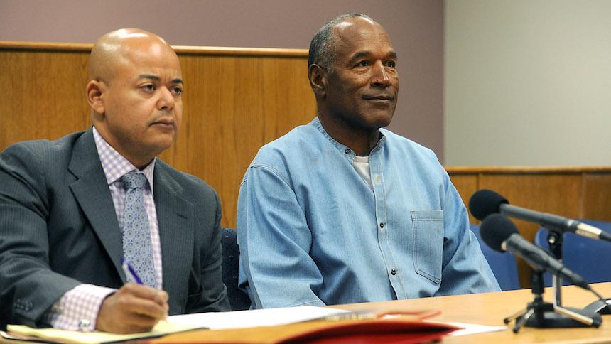 O.J. Simpson obtiene libertad condicional y saldrá de la cárcel....¡otra vez!