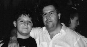 Pablo Escobar, un padre imposible de superar