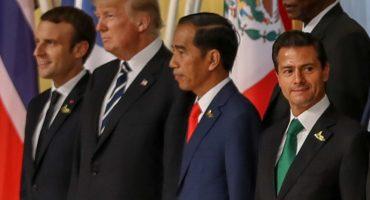 Y a todo esto, ¿cómo fue el primer encuentro entre EPN y Trump?