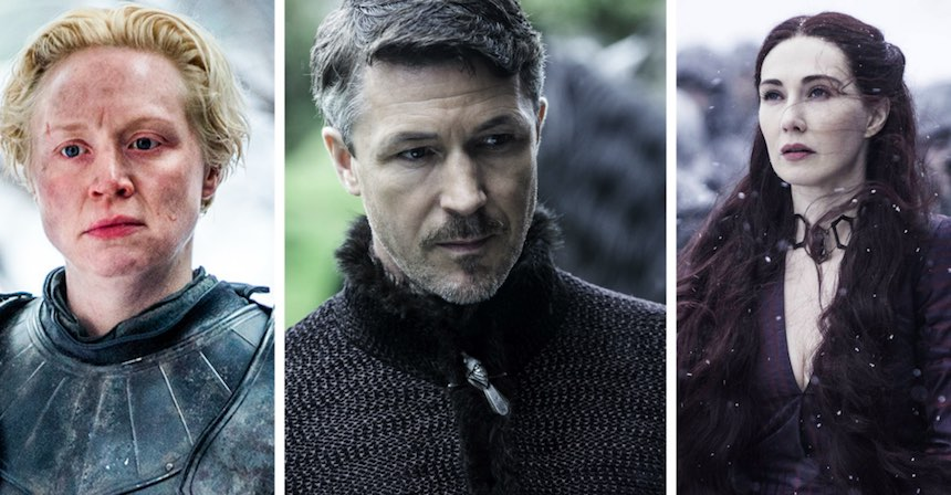 Game of Thrones - Personajes