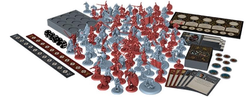 Juego de mesa - Game of Thrones