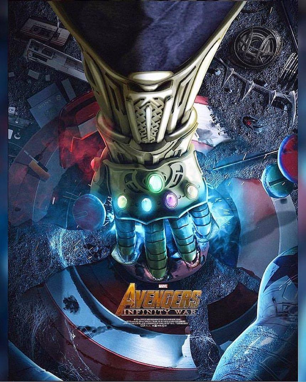 Avengers: Infinity War - Póster