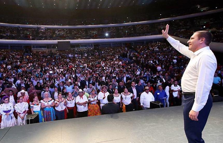 Rafael Moreno Valle, exgobernador de Puebla