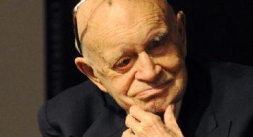 Murió el poeta y filósofo Ramón Xirau