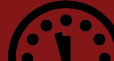 El reloj del Apocalipsis sigue avanzando