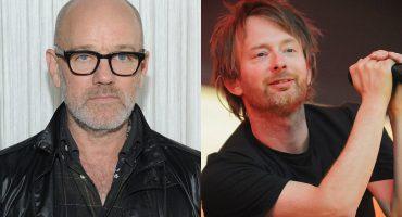 Round 3: Michael Stipe apoya a Radiohead y su concierto en Israel