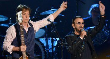 Ringo Starr anuncia nuevo disco con colaboraciones de Paul McCartney
