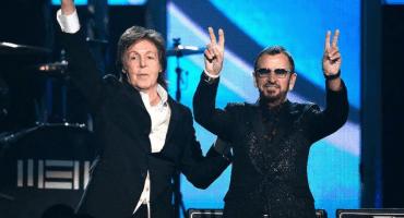 ¡Escucha la nueva canción de Paul McCartney y Ringo Starr!