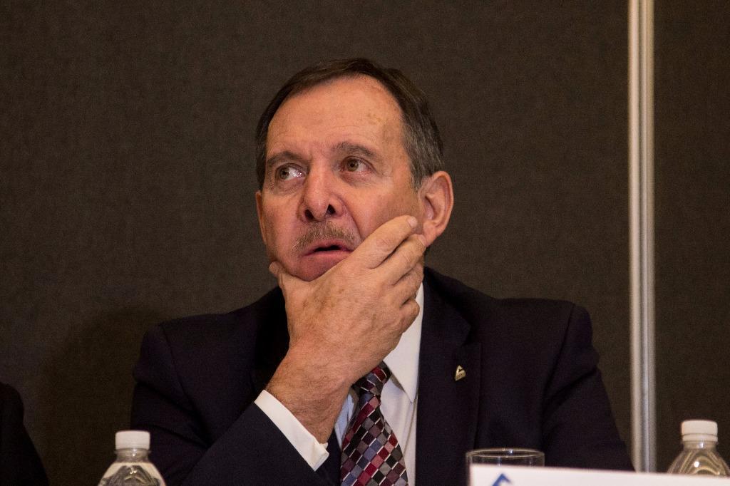 Enrique Solana, líder Concanaco