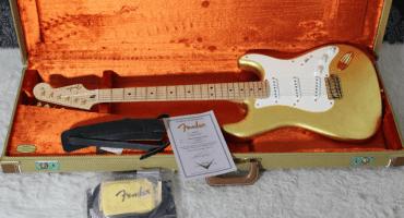 10 guitarras que cuestan más que lo que ganarás en toda tu vida