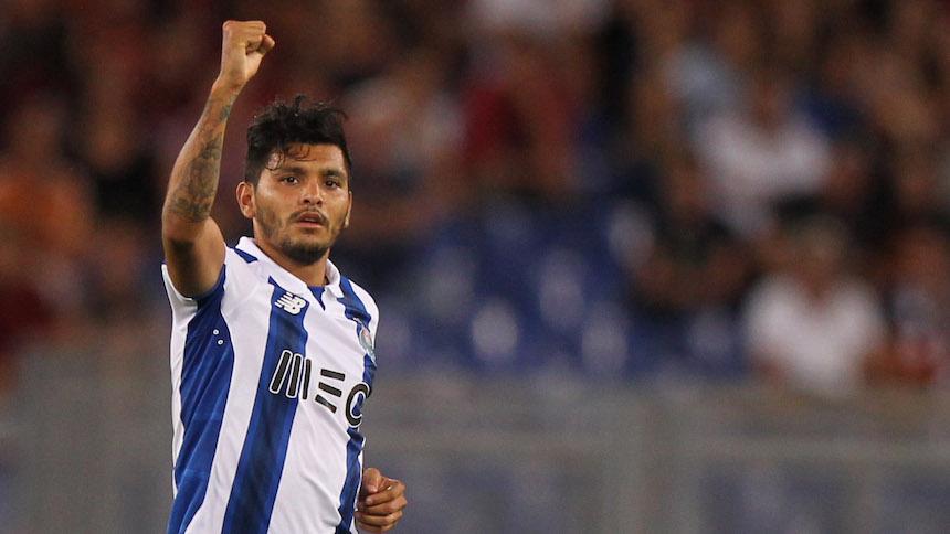 No te pierdas el gol del 'Tecatito' Corona contra el Deportivo La Coruña