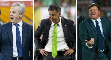 Cinco ocasiones en que los técnicos de la Selección perdieron la cabeza