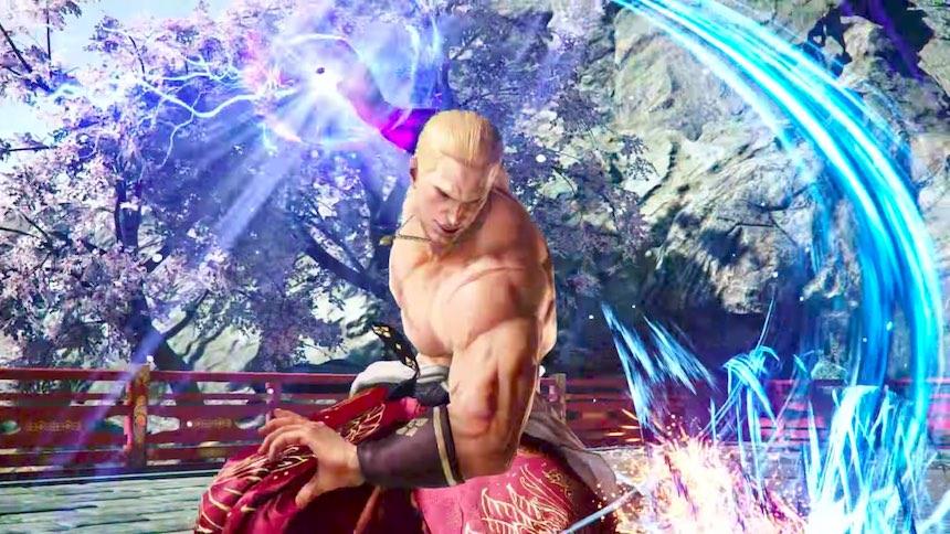 La maldad llegará a Tekken 7 con el poder de Geese Howard