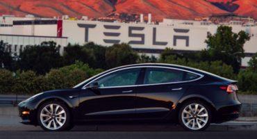 Ya está lista la primera producción del Tesla Modelo 3