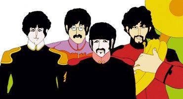 ¡El Yellow Submarine de The Beatles tendrá su propio cómic!