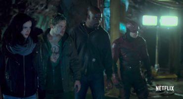 Vengadores U… ah no verdad: chequen el nuevo trailer de The Defenders