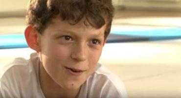 El día que un Tom Holland de 12 años tuvo un protagónico en Billy Elliot