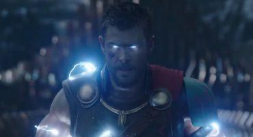 El dios del trueno ha llegado con el adelanto de Thor: Ragnarok