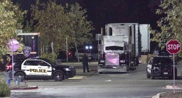 8 personas son encontradas muertas dentro de un tráiler afuera de un Walmart en EEUU