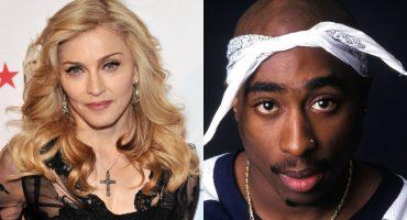 Madonna bloquea venta de la carta que le escribió Tupac
