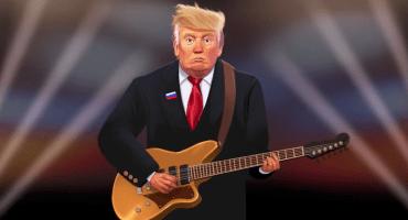 Escuchen 'Tweet', la parodia de la rola Creep con Donald Trump