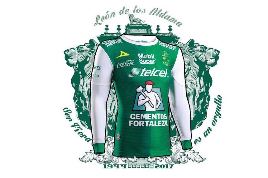 Uniforme del León