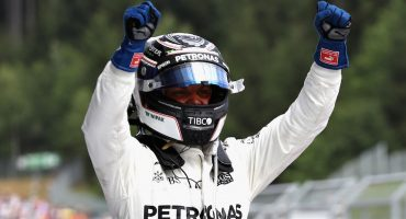 ¡Segundo triunfo en su carrera! Valtteri Bottas ganó el GP de Austria