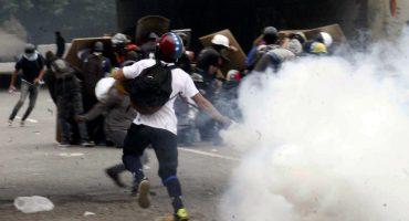 Así las cosas después de tres meses de manifestaciones en Venezuela
