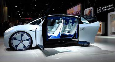 Volkswagen y sus robots que cargarán autos eléctricos
