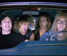 Wayne's World - Escena de Bohemian Rhapsody