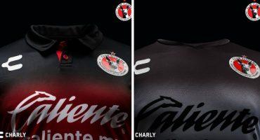 El nuevo uniforme de los Xolos de Tijuana está increíble