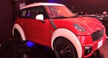 Así es Zacua, el primer coche eléctrico hecho por mexicanos