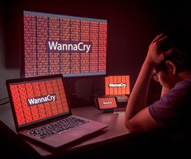 Andrew Hutchins hacker WannaCry
