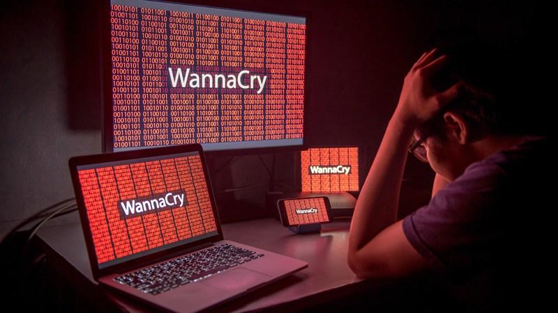 Andrew Hutchins hacker WannaCry