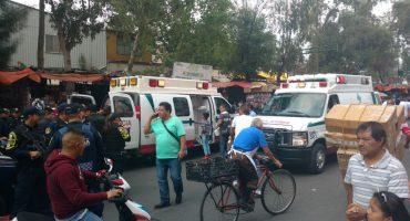 Balacera en Tepito deja al menos 8 heridos