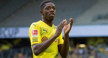 Ousmane Dembelé: El zurdo que 'chuta' mejor con la derecha