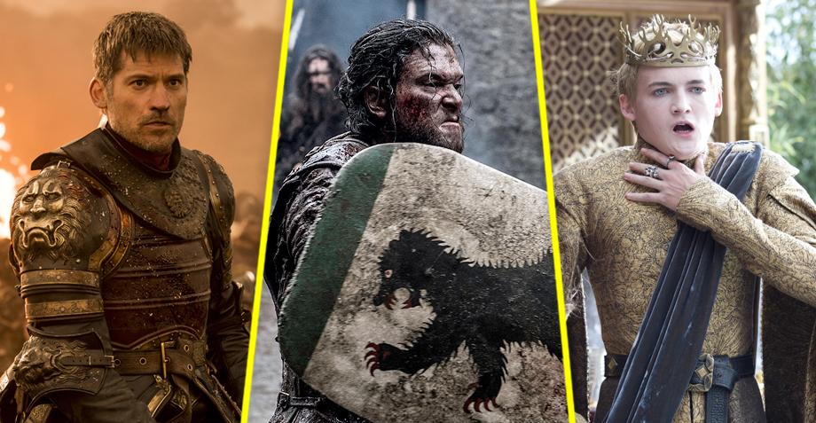 Estos son los mejores 10 episodios de 'Game of Thrones'