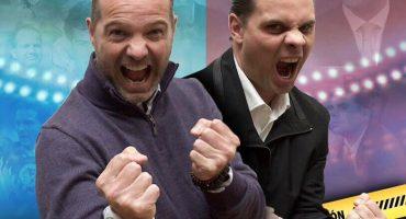 García y Martinoli: Dos 'farsantes'… Con gloria