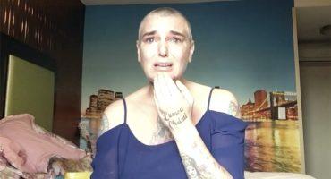 El desgarrador grito de auxilio de Sinead O'Connor contra el suicidio