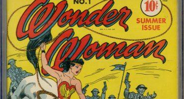 3 cómics exclusivos de la Mujer Maravilla ahora podrán ser tuyos por eBay