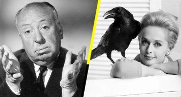 La terrible obsesión de Hitchcock con la protagonista de 'Los Pájaros'