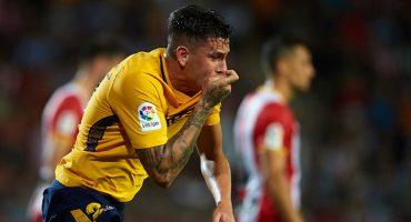 El Atlético de Madrid se recupera de tremenda desventaja y saca el empate