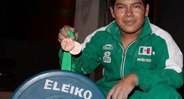 Otra medalla en la Universiada: Antonio Vázquez se lleva la plata