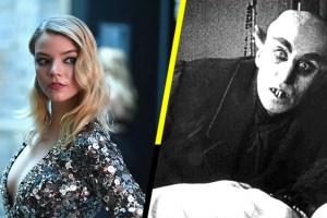 Anya Taylor-Joy saldrá en el remake de Nosferatu