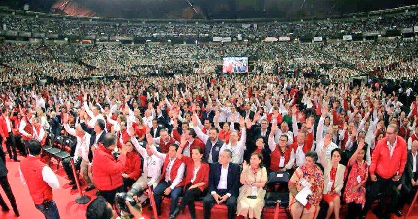 XXII Asamblea Nacional del PRI
